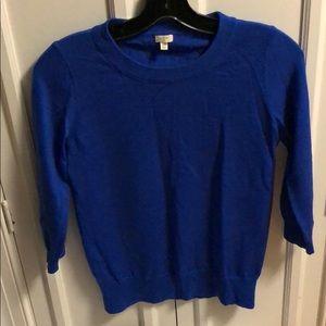 JCrew Tippi merino sweater XS